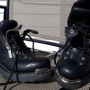 Women's Harley Davidson riding boots model 81639